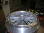 Sheet metal scavenge unit formed and fabricated around customer component at United